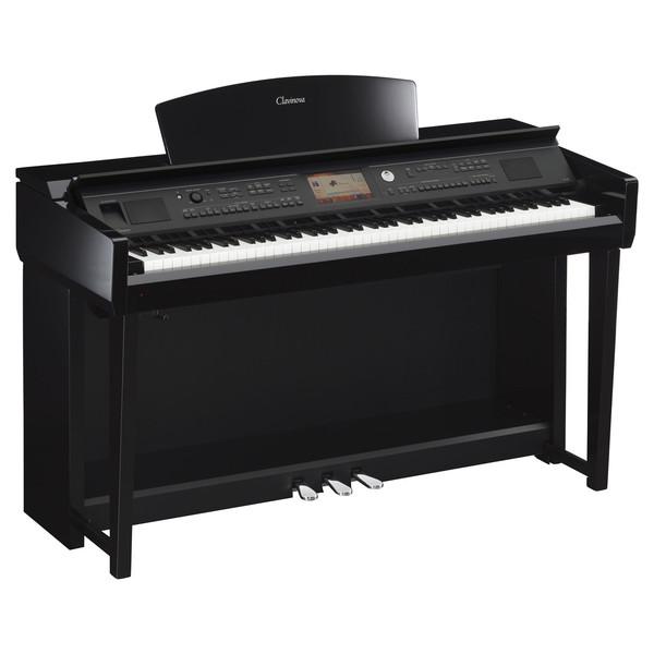 Yamaha Clavinova CVP705 Digital Piano, Polished Ebony