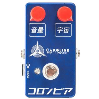 Caroline Guitar Company Olympia Fuzz Pedal - Shigeharu Graphics