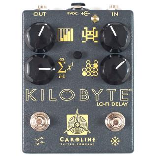 Caroline Guitar Company Kilobyte Lo-Fi Delay Pedal