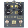 Caroline Guitar Company bedrijf Kilobyte Lo-Fi    Delay pedaal