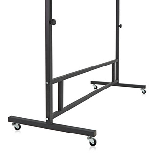 WHD Adjustable Gong Stand, for up to 42 Inch Gongs