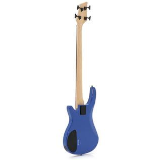 Lexington Bass Guitar by Gear4music, Blue