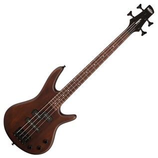 Ibanez MiKro GSRM20B Bass Guitar, Walnut Flat