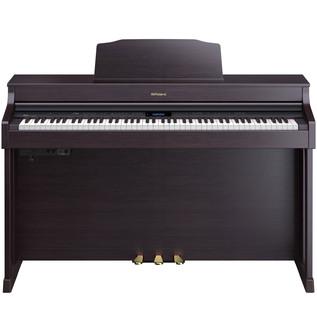 Roland HP603 Digital Piano, Contemporary Rosewood