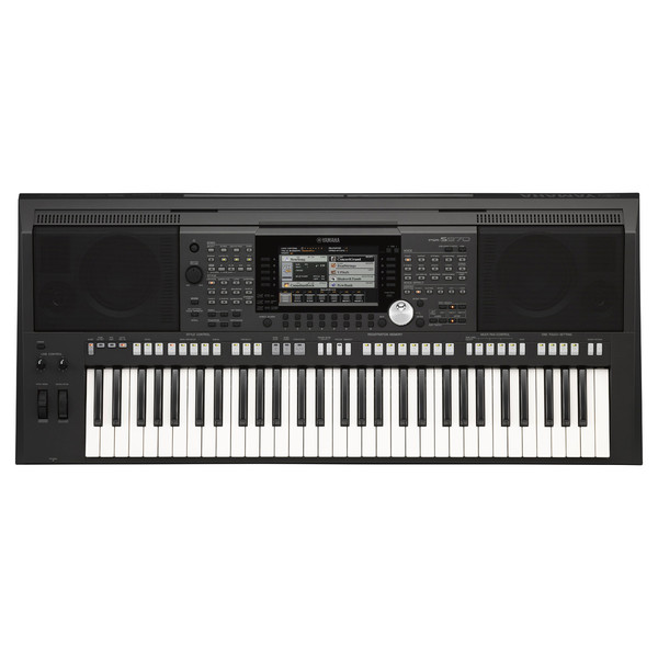 Yamaha PSR-S970 Portable Arranger Workstation