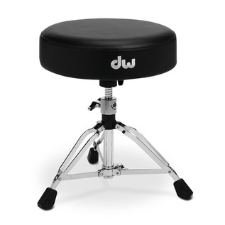 DW 9000 Series Low Round Top Throne