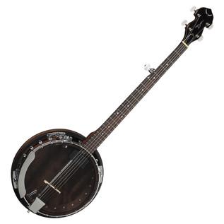 Dean Backwoods 2 Banjo w/Pickup, Gloss Natural