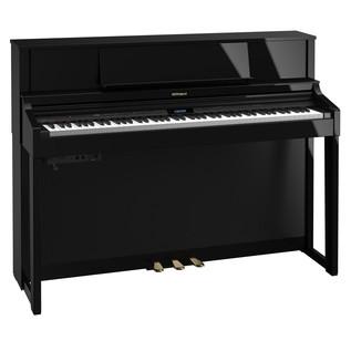 Roland LX17 Digital Piano, Polished Ebony