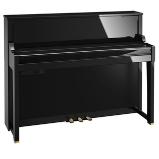 Roland LX17 Digital Piano, Polished Ebony