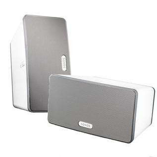 SONOS Two Room Starter Set - 2 x Play:3 White