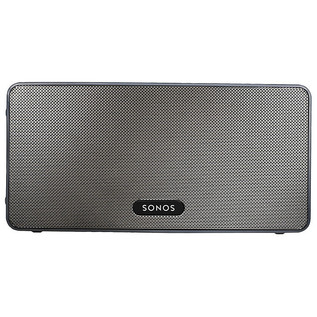SONOS Two Room Starter Set - 2 x Play:3 Black