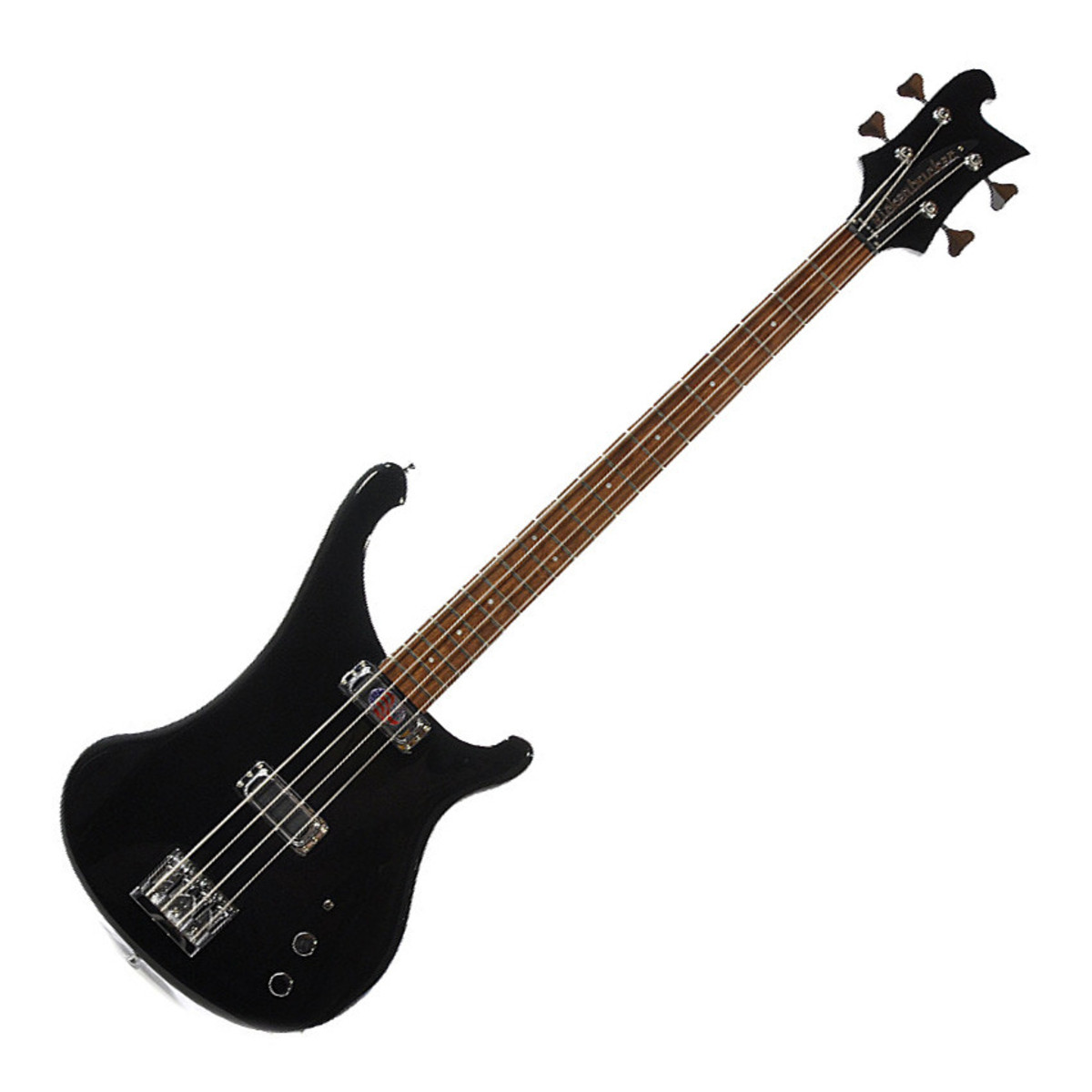 rickenbacker 4004l laredo electric bass guitar jetglo at. Black Bedroom Furniture Sets. Home Design Ideas