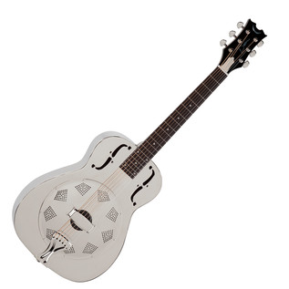 Dean Resonator Guitar, Chrome