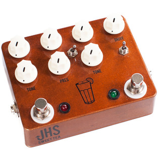 JHS Pedals Sweet Tea 2 in 1 Overdrive and Distortion Pedal