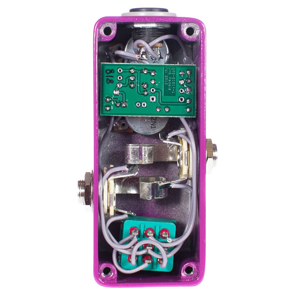 jhs pedals mini foot fuzz pedal at gear4music. Black Bedroom Furniture Sets. Home Design Ideas