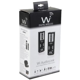 Wi Digital WI-ALP55 Stereo Digital Wireless Audio Monitoring System