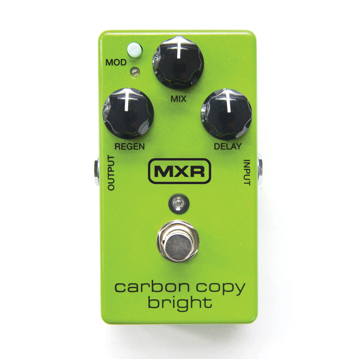 MXR M269SE Carbon Copy Bright Analog Delay pedal