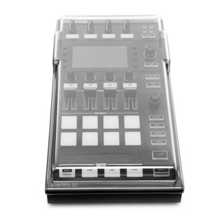 Decksaver Cover for Native Instruments Traktor D2