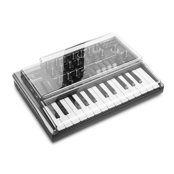 Decksaver Cover for Arturia MicroBrute, Light Edition
