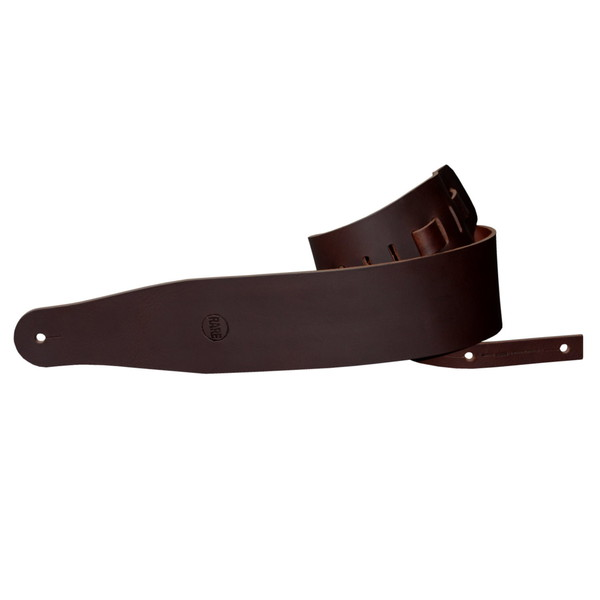 Richter 1155 RARE Raw III Guitar Strap; Brown