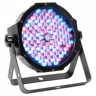 ADJ 107 x 10mm RGB LED Mega Par Profile Plus