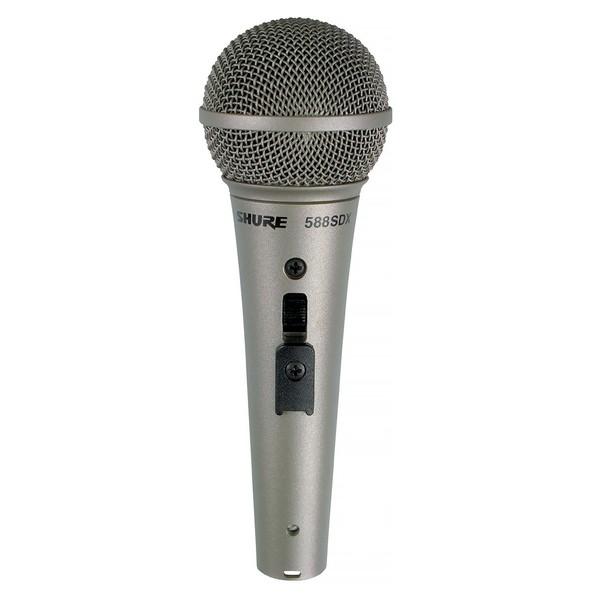 Shure 588SDX Cardioid Dynamic Microphone