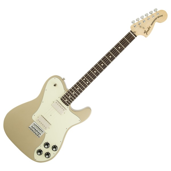 Fender Chris Shiflett Telecaster Deluxe, Shoreline Gold