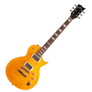 ESP LTD EC-256 FM Electric Guitar, Lemon Drop