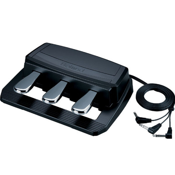 roland rpu 3 triple pedal unit for digital pianos ex demo at gear4music. Black Bedroom Furniture Sets. Home Design Ideas