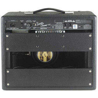 Fender Super Champ X2 15W Guitar Valve Combo Amp