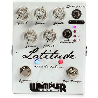Wampler Latitude Deluxe Tremolo Pedal