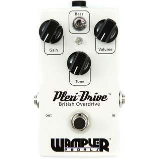 Wampler Plexidrive Pedal