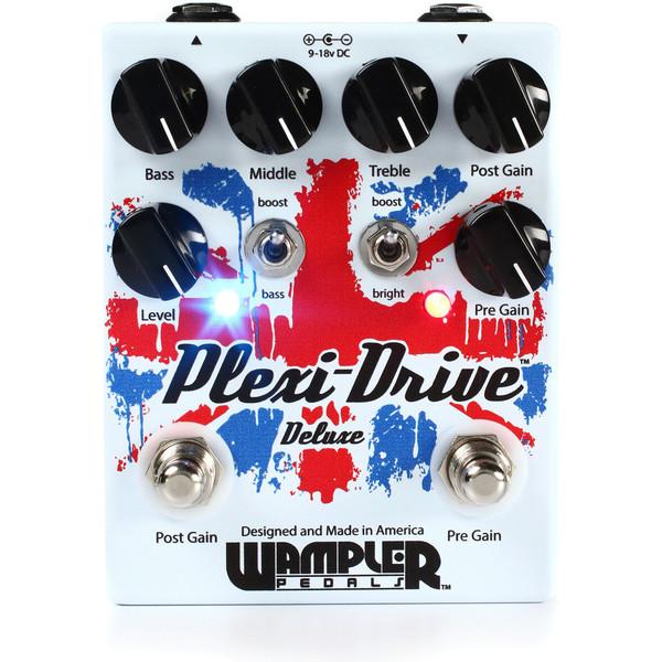 Wampler Plexidrive Deluxe Overdrive Pedal