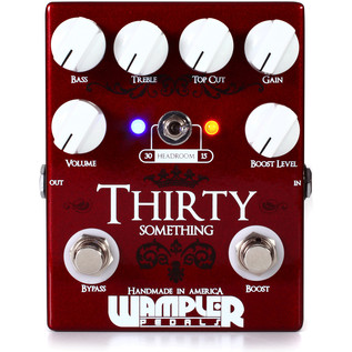 Wampler Thirty Something Guitar Overdrive Pedal
