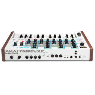 Akai Timbre Wolf Analog 4-Voice Polyphonic Synthesizer