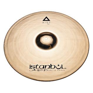Istanbul Agop XIST 18'' Crash Cymbal, Brilliant Finish