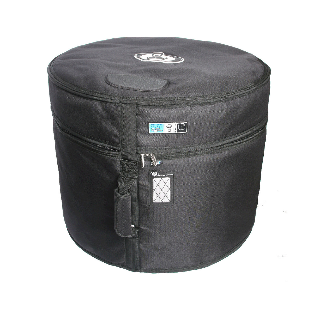 protection racket 18 39 39 x 16 39 39 bass drum case at gear4music. Black Bedroom Furniture Sets. Home Design Ideas