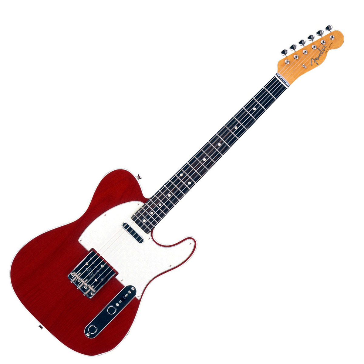fender fsr 62 telecaster electric guitar cherry at gear4music. Black Bedroom Furniture Sets. Home Design Ideas