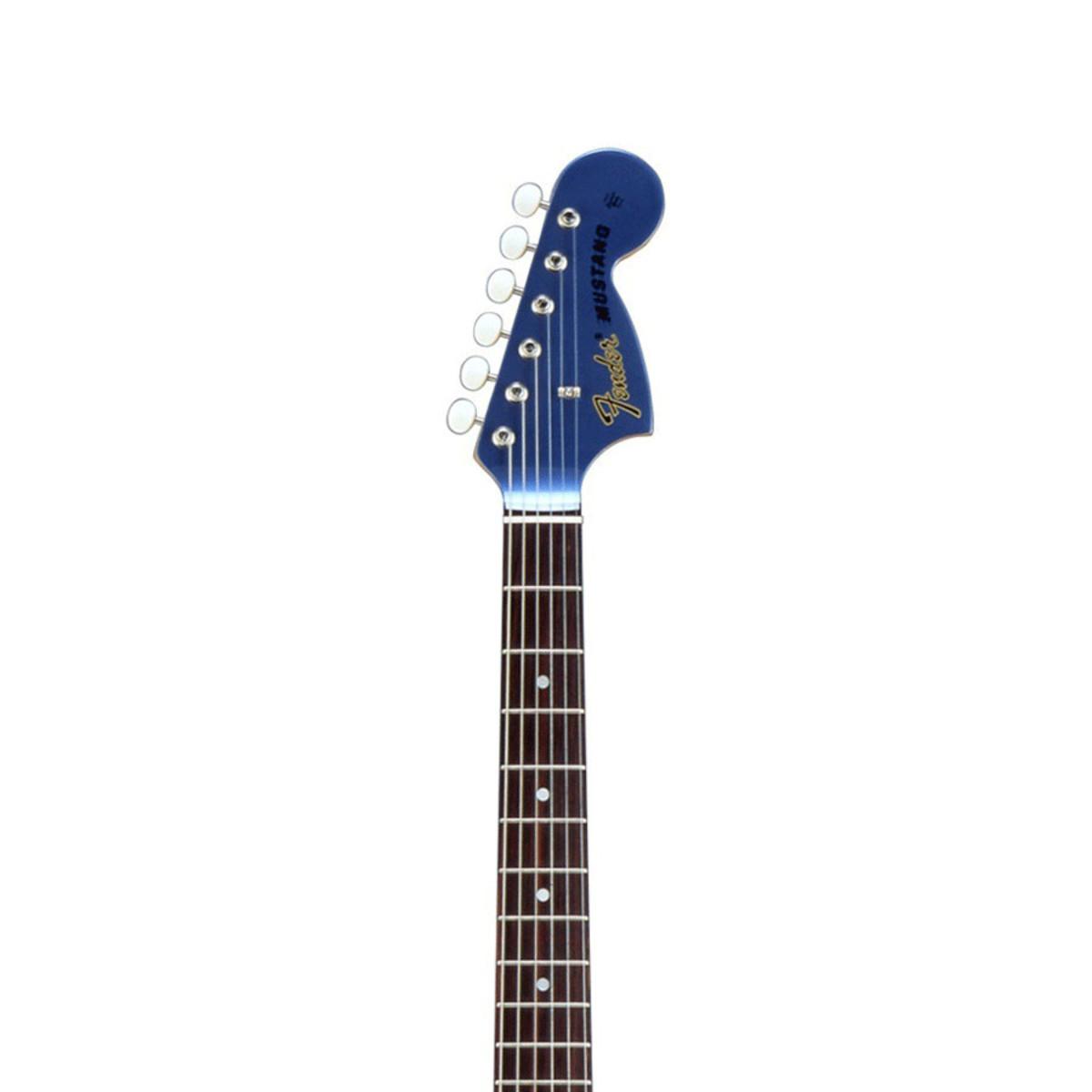 fender fsr competition mustang electric guitar lake placid blue at gear4music. Black Bedroom Furniture Sets. Home Design Ideas