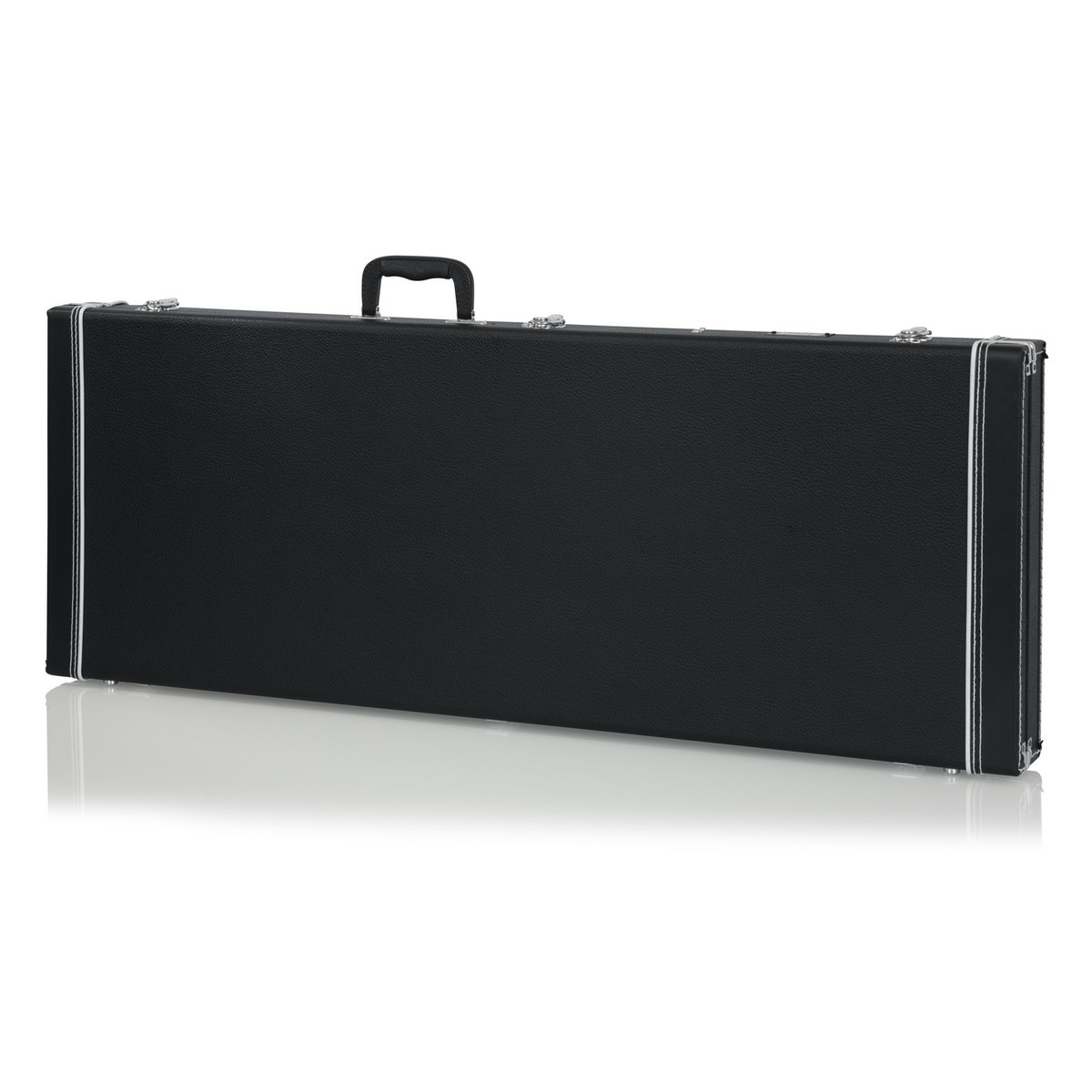 Click to view product details and reviews for Gator Gw Jag Deluxe Offset Electric Guitar Case.