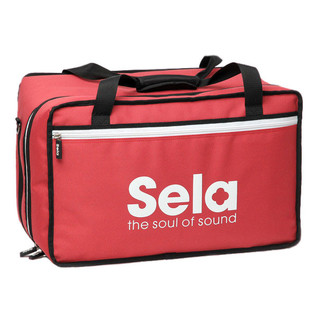 Sela Cajon Bag Red