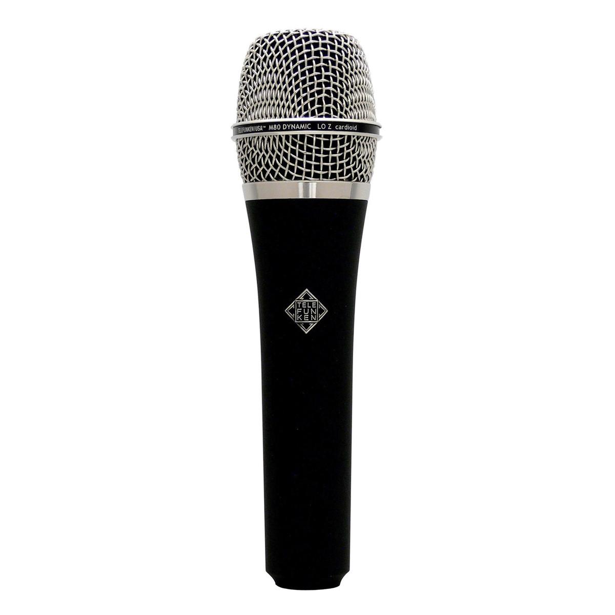 Telefunken AR 51 Tube Condenser Microphone | Gear4music