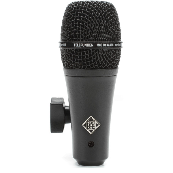 Telefunken DD4 4 Piece Dynamic Drum Microphone Pack