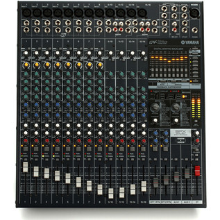 Yamaha EMX5016CF 500W + 500W Stereo Powered Mixer