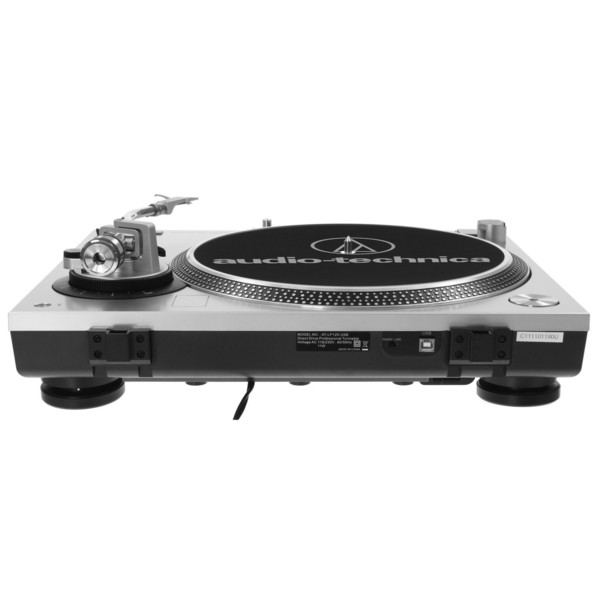 Audio-Technica AT LP120 USB Professional USB DJ Turntable