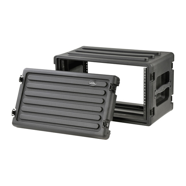 SKB Roto-Molded 6U Shallow Rack