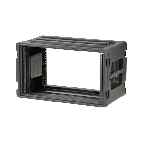 SKB Roto-Molded 6U Shallow Rack