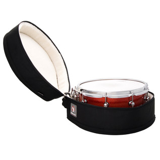 Ahead Armor 14'' x 6.5'' Snare Drum Case with Shoulder Strap (Snare Not Included)