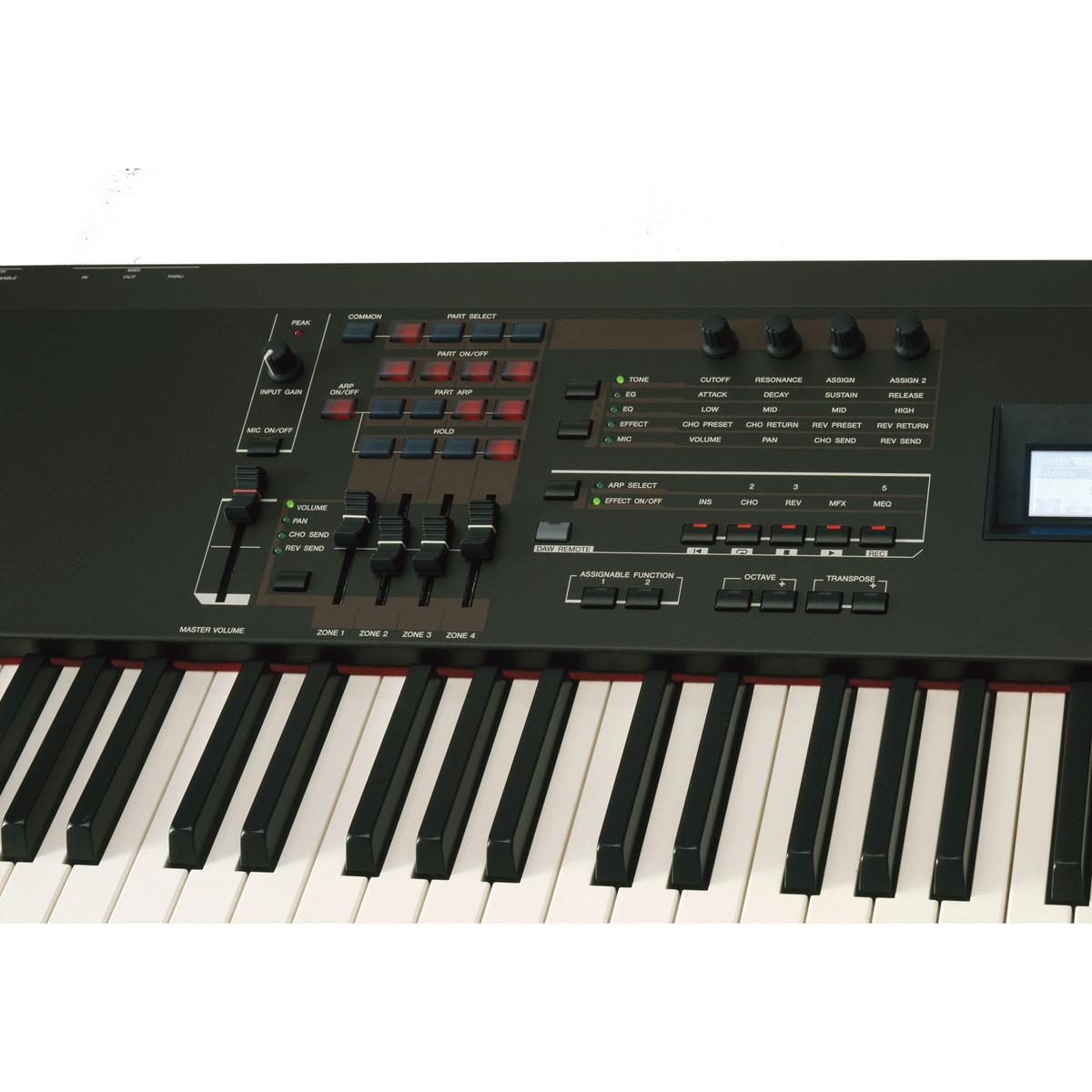 Yamaha s90 keyboard