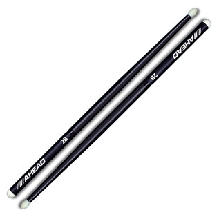 Ahead 2B Nylon Tip Drumsticks